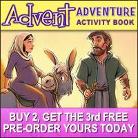 Advent Activity Book