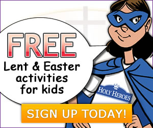Free activities for Lent