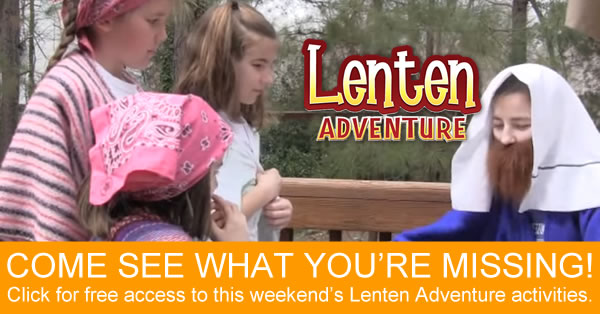 Lenten Adventure