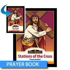 Stations of the Cross book for children
