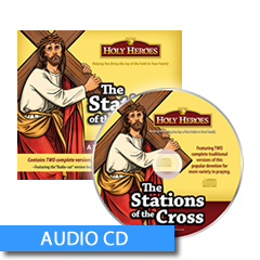 Stations of the Cross CD for children